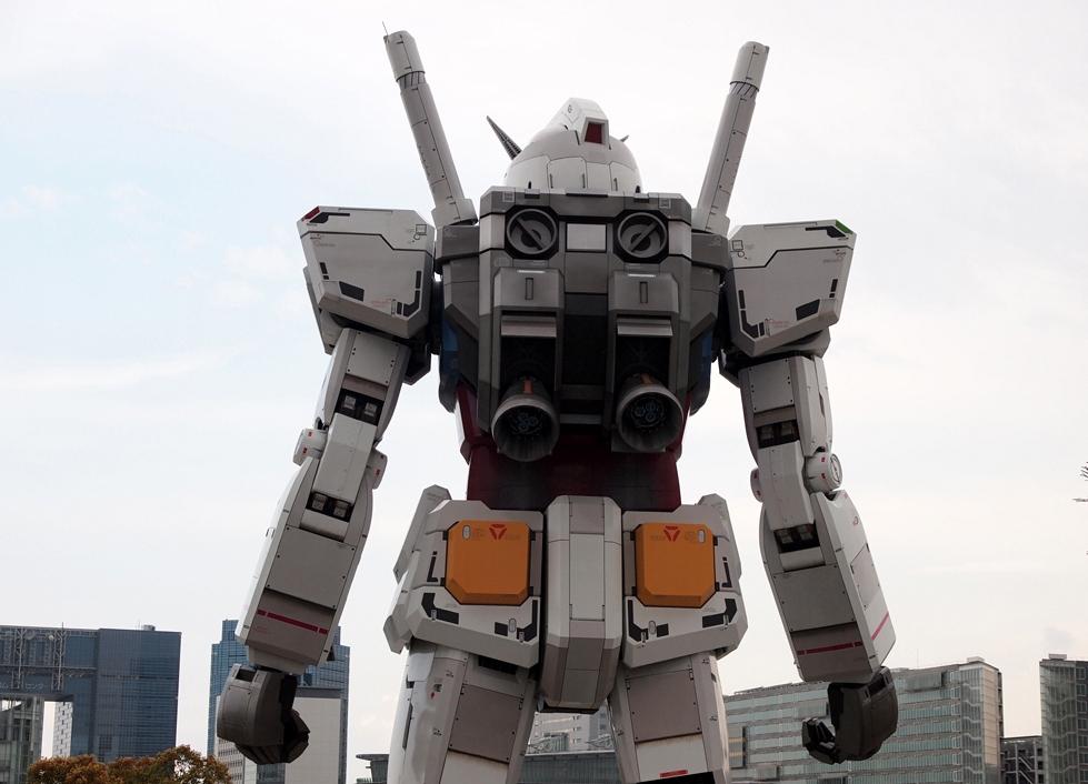vTokyo Gundam Project